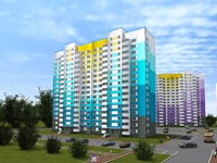 ул. Павла Корчагина, 236, корпус 1