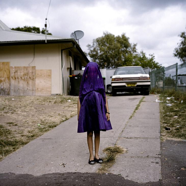 2. Снимок является частью фоторепортажа, который занял 3-е место в категории «Портреты». Курсант вое