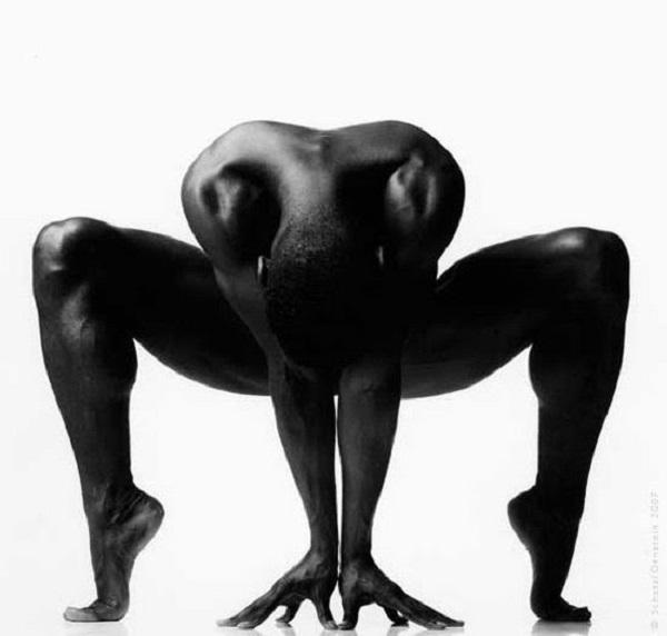 В своих моделях Говард Шатц видит не только красоту тела, но и теплоту души.