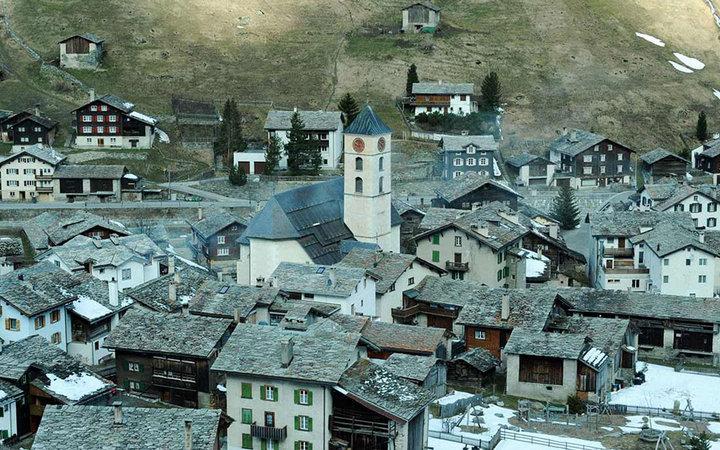 Горное поселение с музыкальным названием Вальс находится на высоте 1250 метров над уровнем моря.