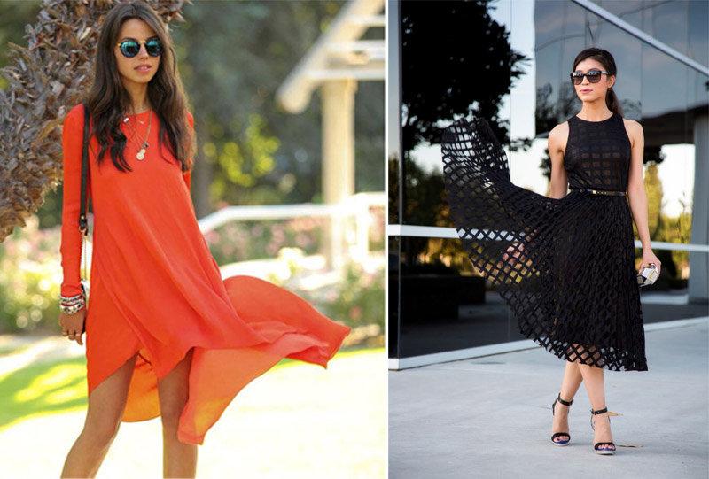Мода на юбки, у которых сзади длина макси, а спереди – мини, вошли в моду пару лет назад. Возмож