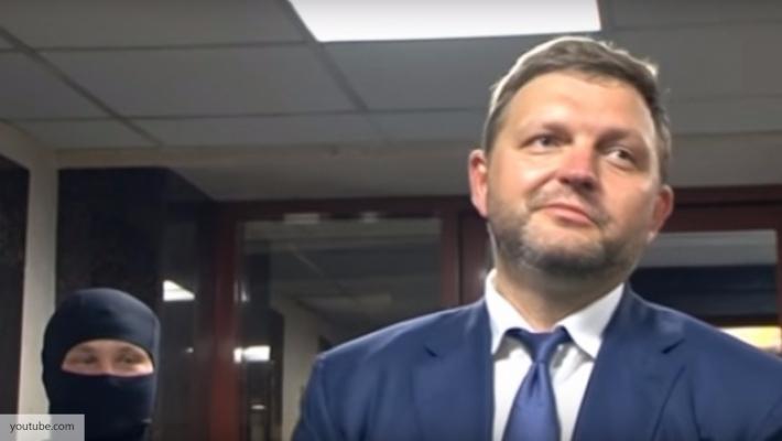 Русский губернатор схвачен при получении взятки