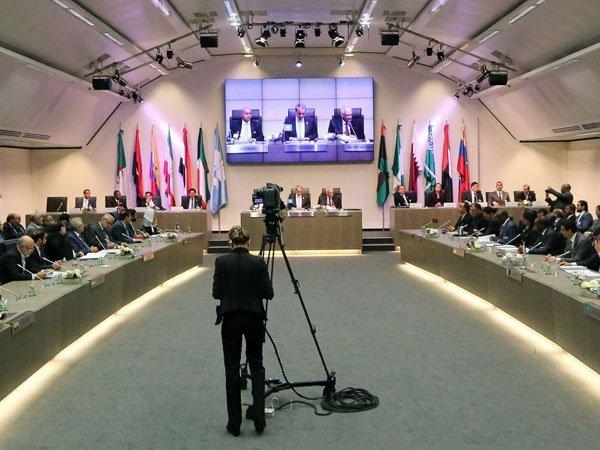 Стоимость нефти растет на5% нановостях одостижении соглашения ОПЕК