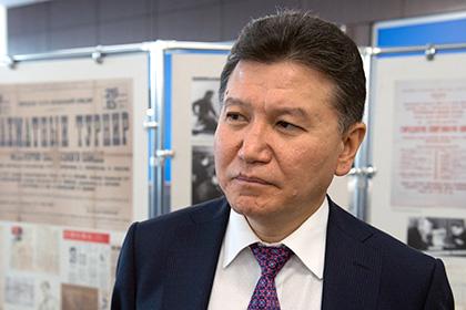 Президента ФИДЕ Кирсана Илюмжинова непускают вСША