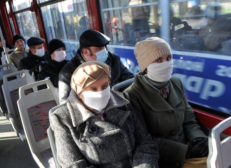 КГГА: ВКиеве прослеживается рост заболеваемости гриппом иОРВИ