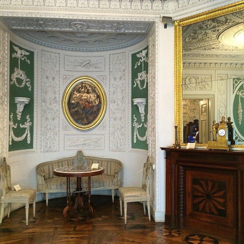 Дворцовые залы