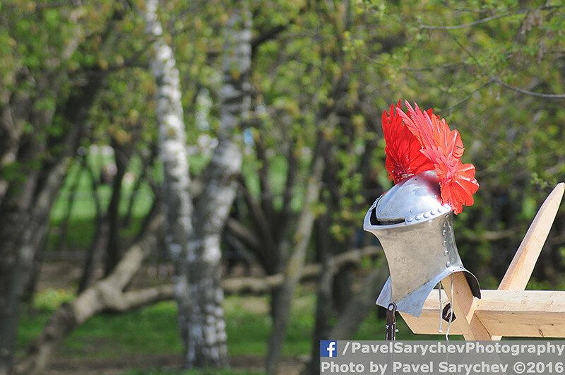 Благородные рыцари сразились за звание лучшего\The noble knights fought for the best\Фото Павла Сарычева\Photo by Pavel Sarychev