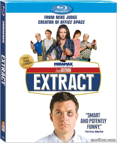 Экстракт / Extract (2009/BDRip/HDRip)