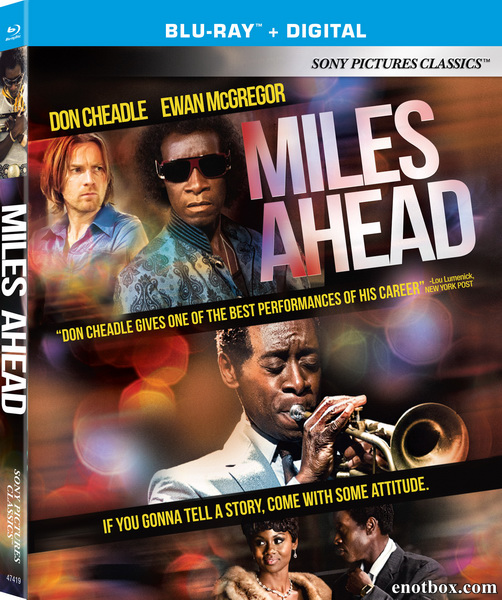 Убить трубача / Miles Ahead (2015/BDRip/HDRip)