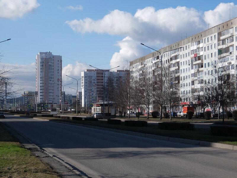 Проспект Кузнецкстроевский
