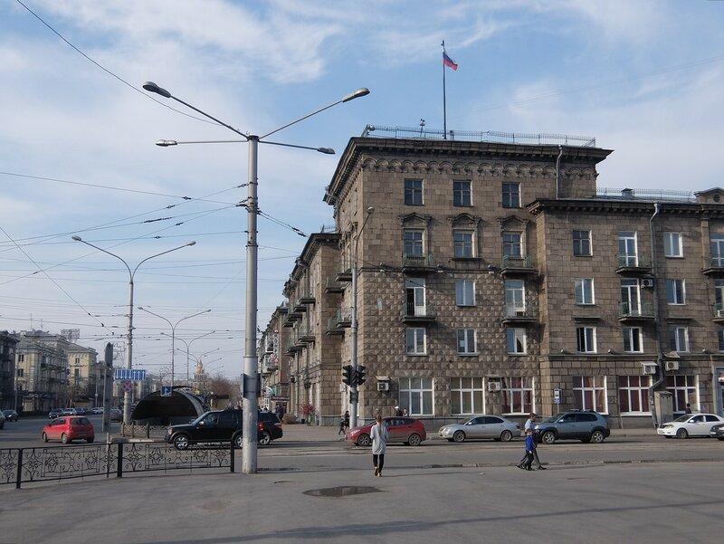 Новокузнецк - Администрация Центрального района