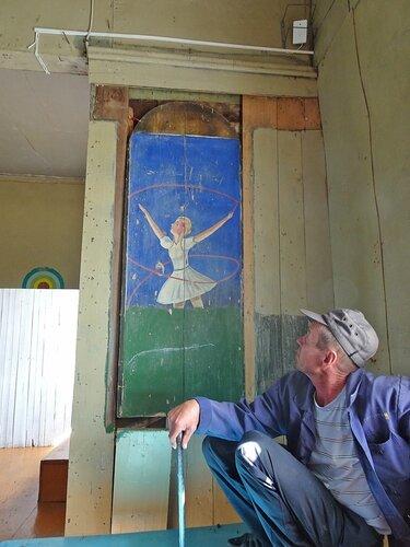 Обретение иконы в селе Чумой