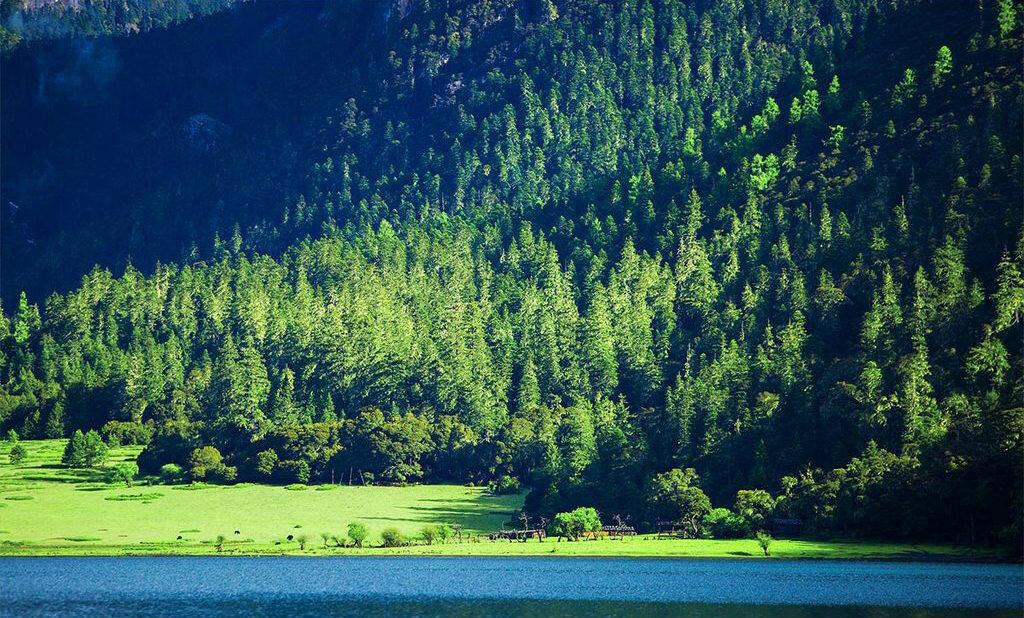 Озеро Усюйхай