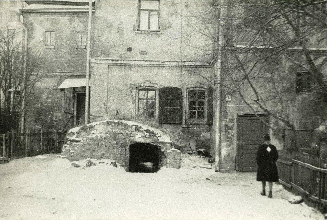 1960-е. Берников переулок. Палаты