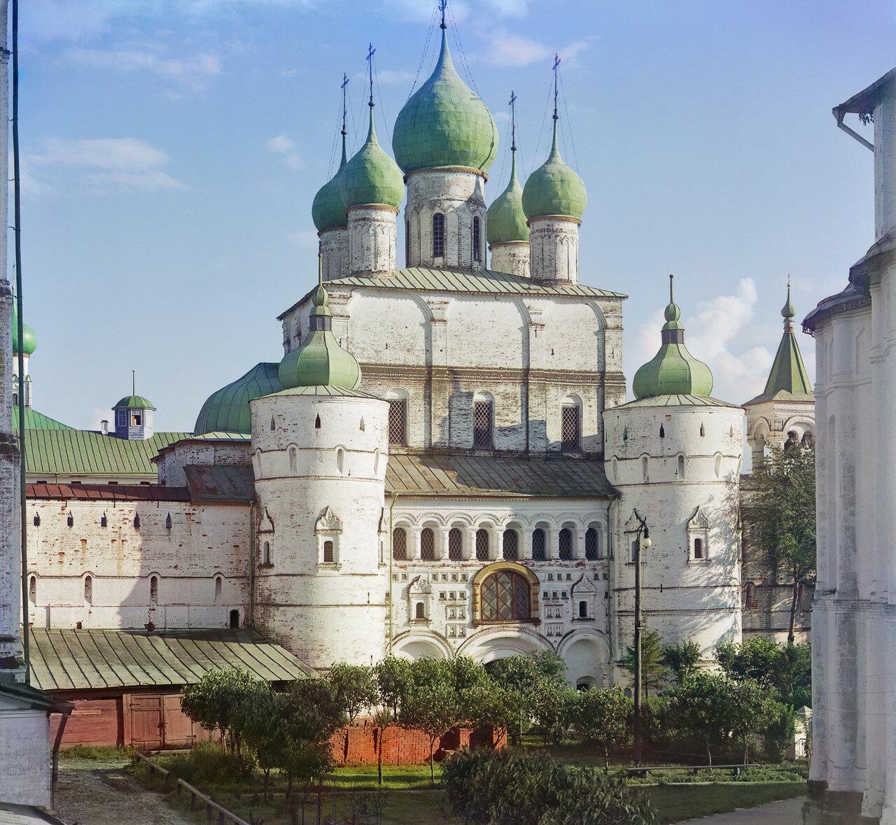 Кремль. Церковь Воскресения Христова в Кремле