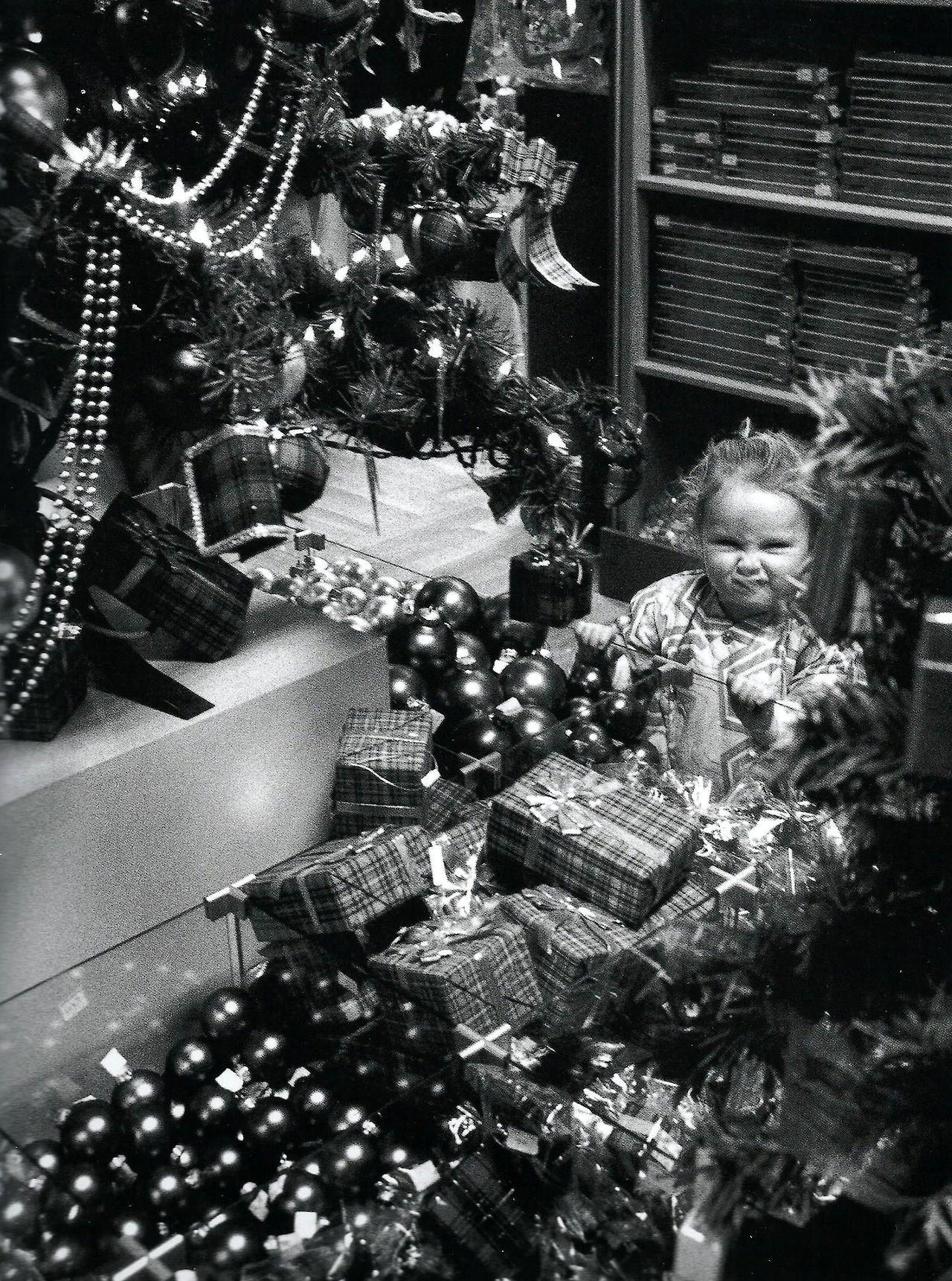 1952. Рождество в Париже
