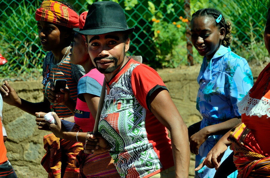 Транс на Мадагаскаре