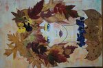 """Лукова Елизавета (рук. Бабаева Анастасия Владимировна) - """"Осенняя красавица"""""""