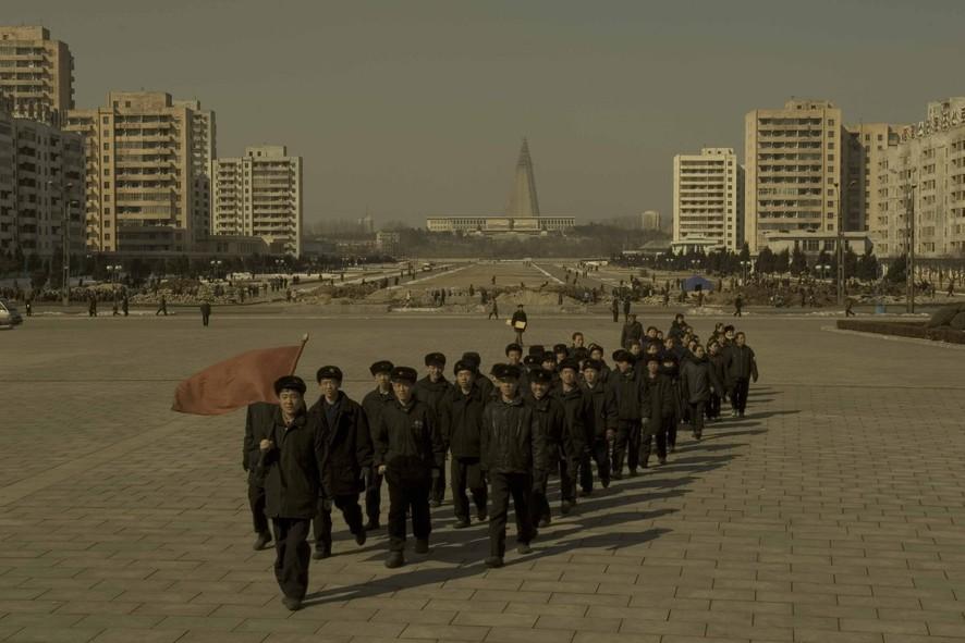 Снимки, сделанные украдкой в Северной Корее