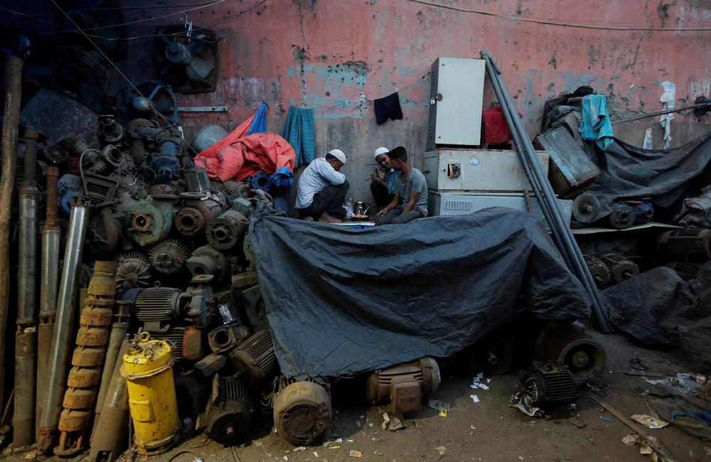 Фото, сделанные в Индии в июне