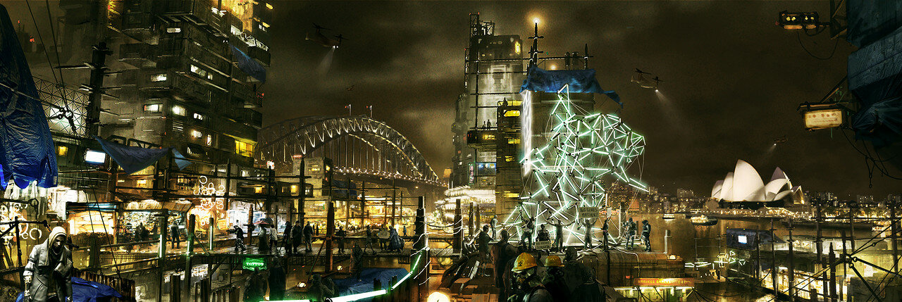 DeusEx: Sydney 2029