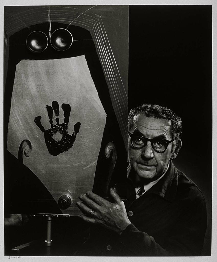 Ман Рэй1965 Юсуф Карш Канадский фотограф 1908-2002