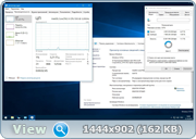Microsoft Windows 10 Pro 14931 rs2 x86-x64 RU MICRO