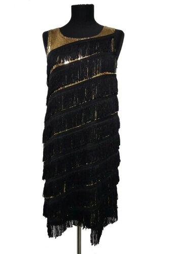 Женский карнавальный костюм Платье в стиле Гэтсби