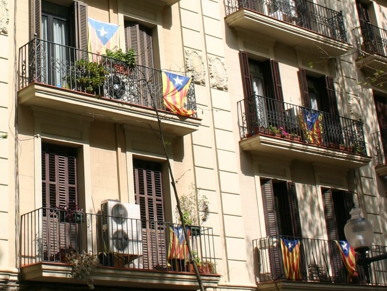 Барселона, Рамбла дель Побленоу