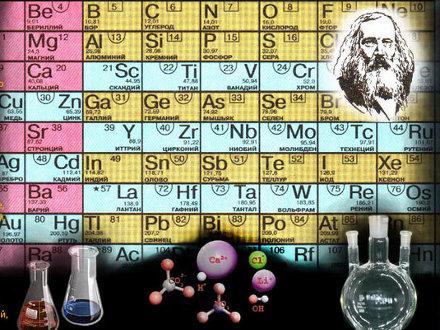 С Днем Химика! Таблица Менделеева!