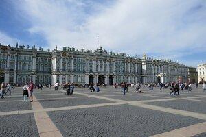 Достопримечательности Санкт-Петербурга: Дворцовая площадь