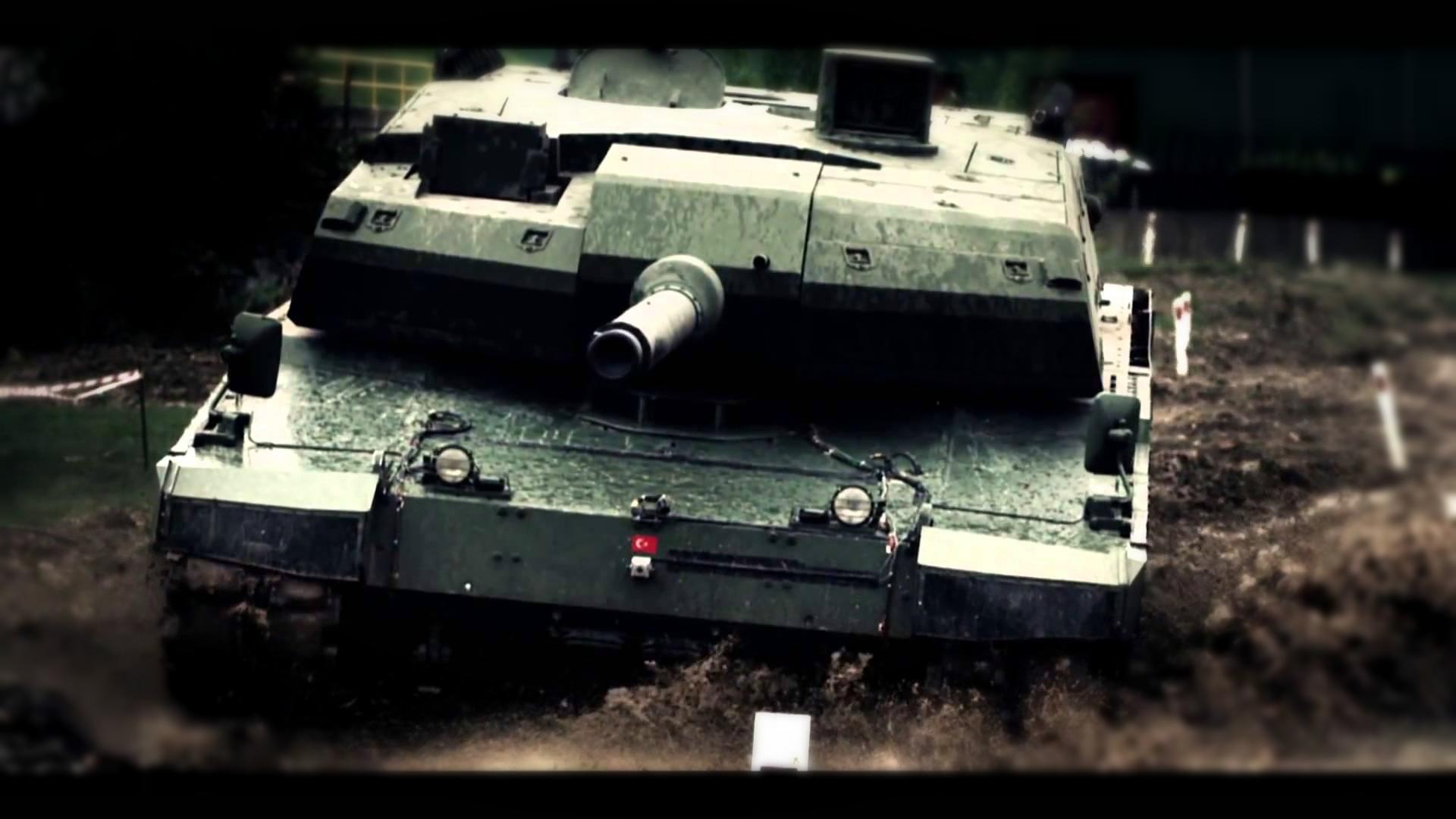 современный турецкий танк Altay