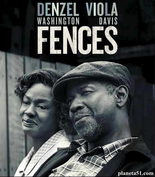 Ограды / Fences (2016/DVDscr)