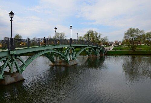 Левобережный мост
