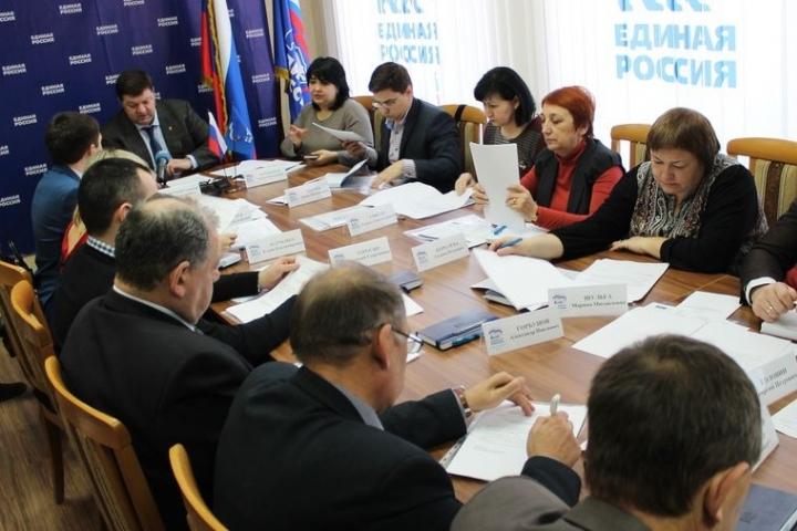 «Единая Россия» подвела результаты предварительного голосования вСтавропольском крае