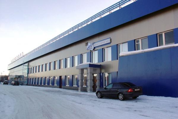 Закрытие аэропорта «Мурманск» продлили до16.00