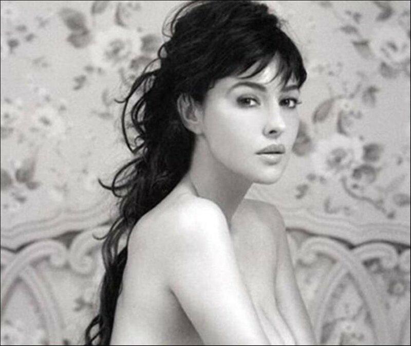 Смотрите! Вот как изменилась актриса Моника Беллуччи за 35 лет
