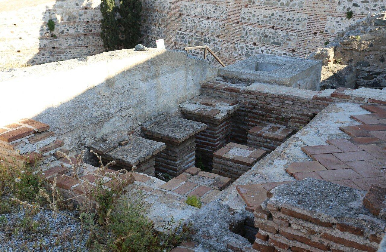 Альмуньекар. Крепость Святого Михаила (Castillo de San Miguel)