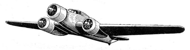 Силуэты итальянских самолетов (1939) 014