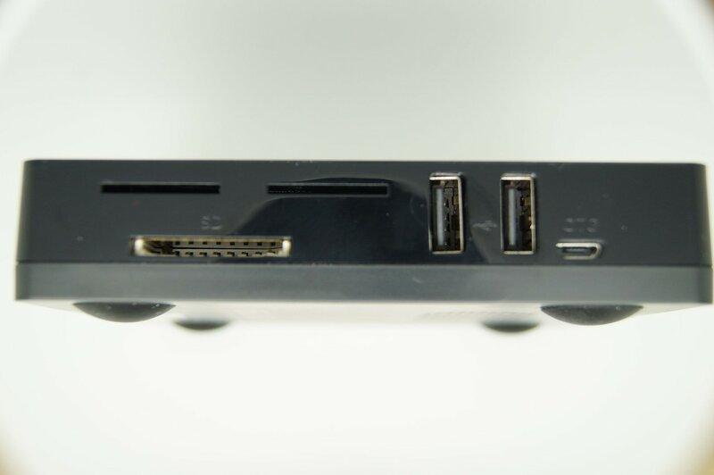 GearBest: ТВ бокс U BOX i one (i828) на чипе Amlogic S802
