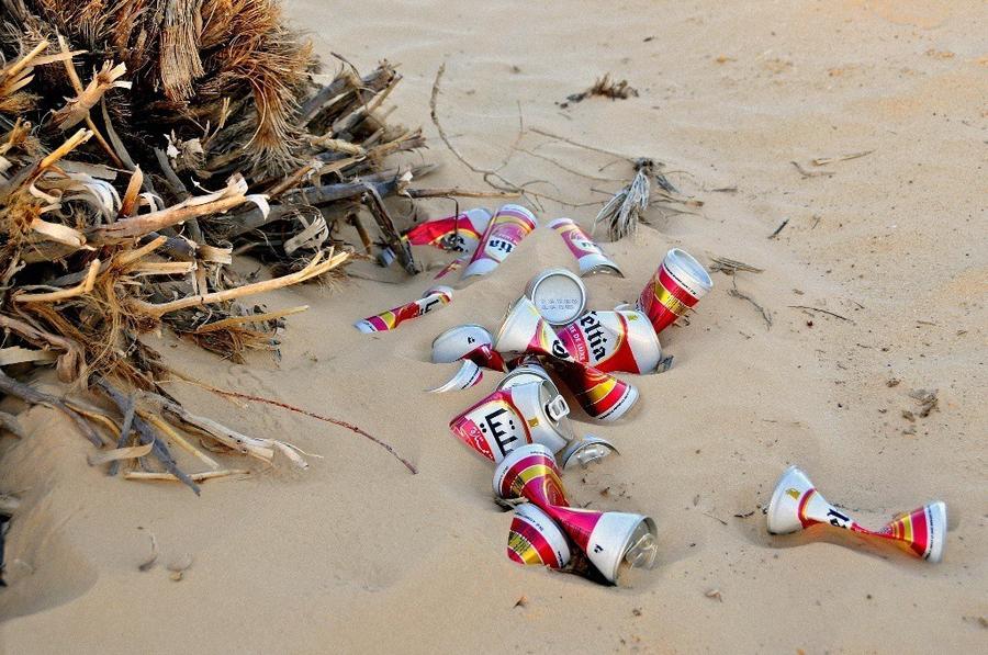 25. Среднестатистический европеец производит за день от 1,2 до 1,4 килограмма мусора.