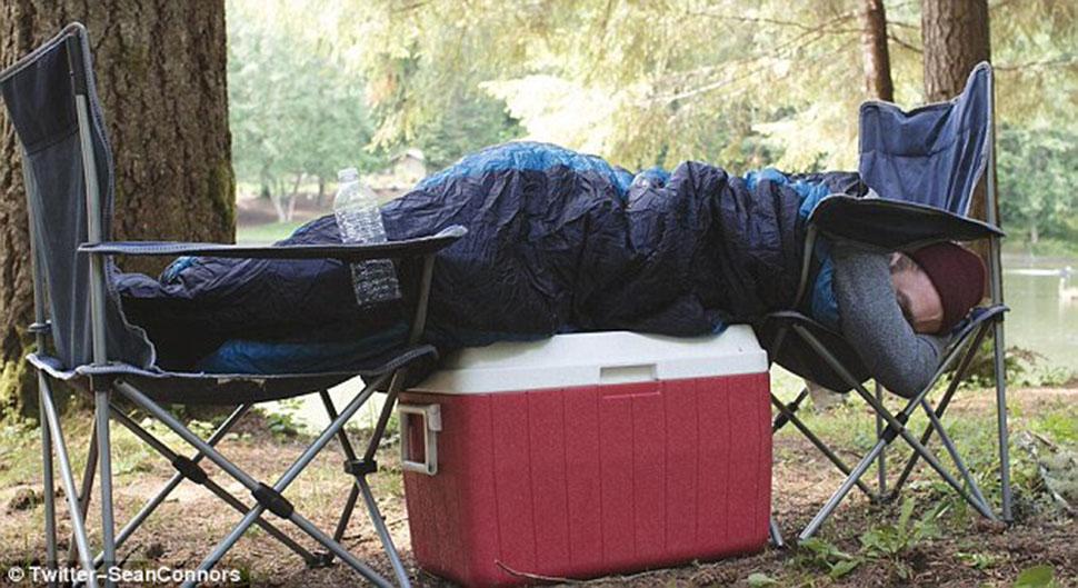 Однажды я в поход собрался… Эпичные ошибки любителей отдыхать на природе (15 фото)
