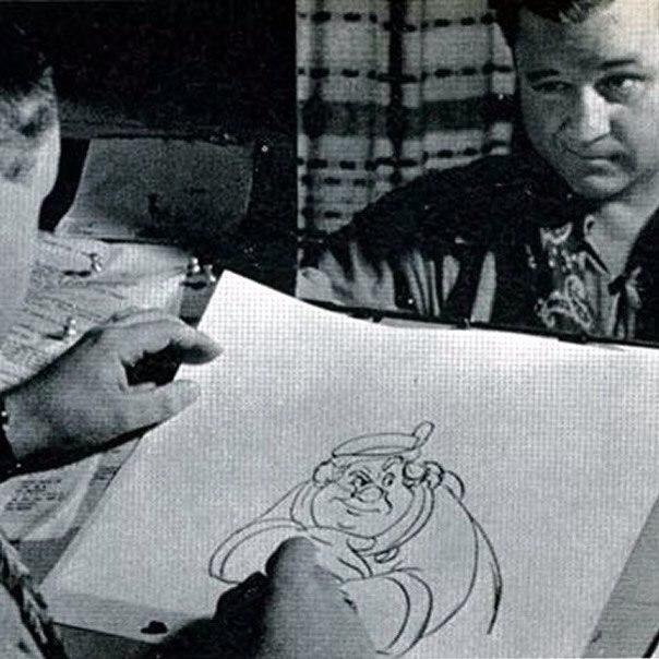 Как работают художники-мультипликаторы!