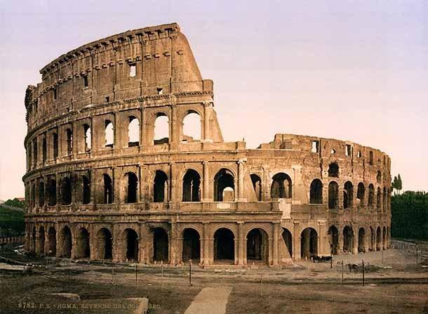 Благодаря огромному количеству упоминаний, которых удостаивается Римская империя, любой среднест