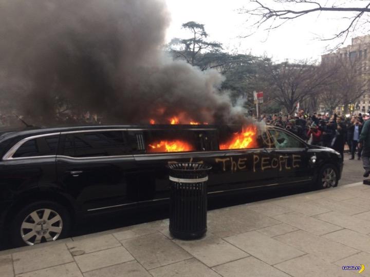 Ирония судьбы, или Не того сожгли (1 фото)