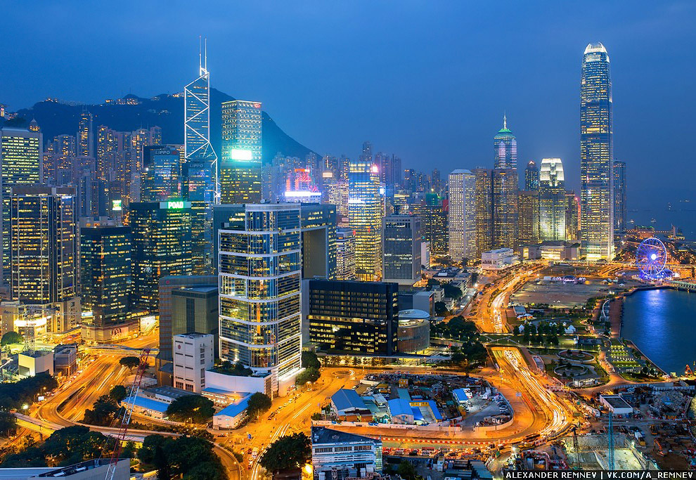 3. С жильём мне очень подфартило. Первый раз, когда я был в Гонконге, я жил ооочень далеко от ц