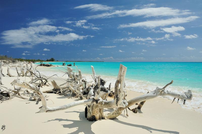 4. Плайя-Параисо, остров Кайо-Ларго, Куба . Лучшее время для посещения: круглый год.