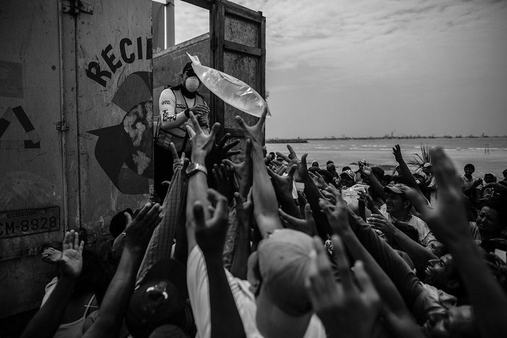 14. Категория «Современные проблемы». Бандитская жизнь в Гондурасе. (Фото Javier Arcenillas   2