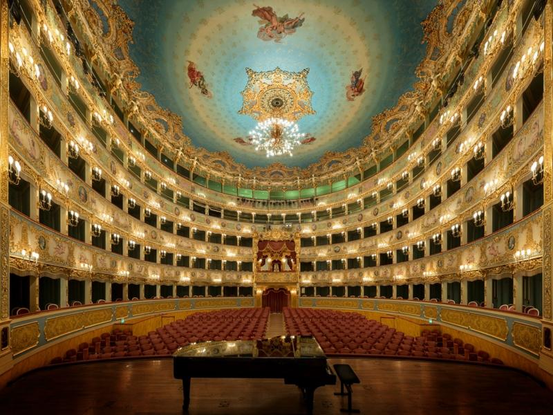 Что посмотреть в Венеции: театр ла фениче