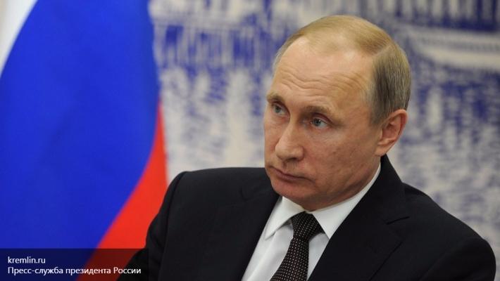 Путин провел заседание президиума Госсовета повопросу развития внутренних водных путей